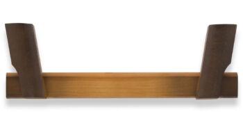 Magusa 20321211 Holzgriff patiniert