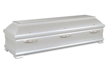 Magusa 120 021 08-1 Kiefer 21 perlmutt hochglänzend - Griff 26 bicolor