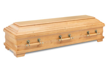 Magusa 146 390 03-1 Tanne 390 honig - Holzstangengriffe